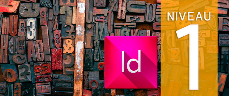 Formation InDesign niveau 1